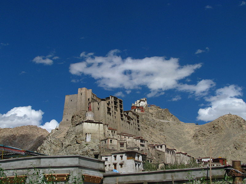 Journey Through Ladakh