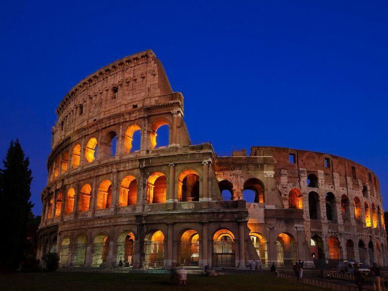 Rome - Tuscany countryside - Bologna - Rome