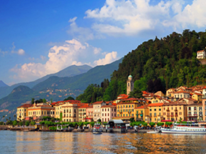 Milan – Stresa – Isola Bella – Como Lake – Zermatt - Lucerne