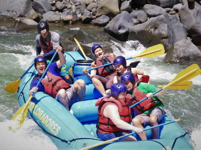 8 days Costa Rica Adrenaline Seekers