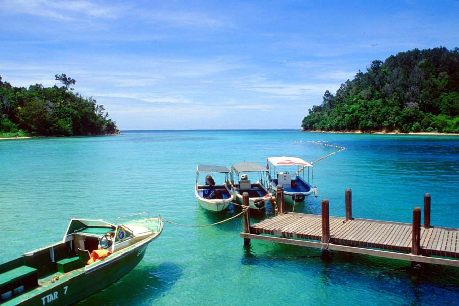 TUNKU ABDULRAHMAN PARK & SAPI ISLAND