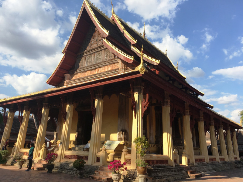 EXPLORATION OF LUANG PRABANG & VIENTIANE 5D