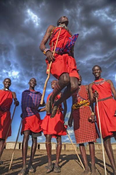 Visit Maasai Village tour,