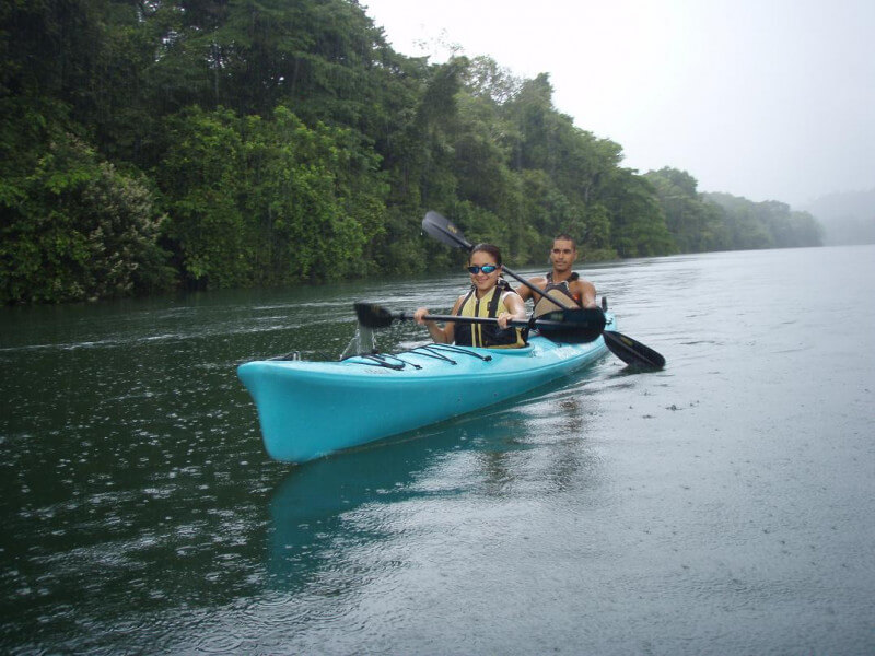 Panama Canal Through Chagres River - 7 nights