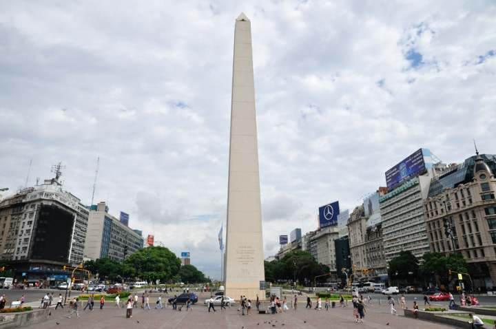 Walking Tour & Tango Show - Buenos Aires