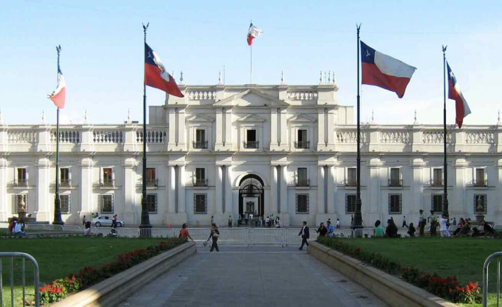 Sightseeing Tour - Santiago de Chile