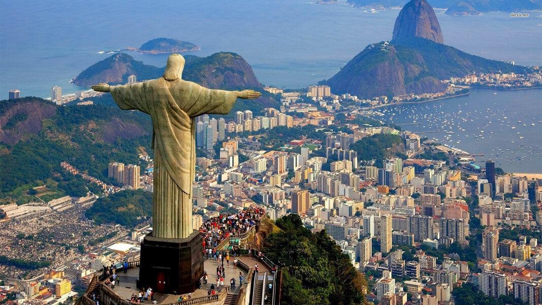 Corcovado & Sugar Loaf - Rio de Janeiro