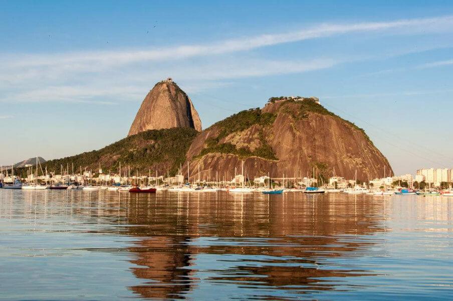 Farewell of Rio de Janeiro