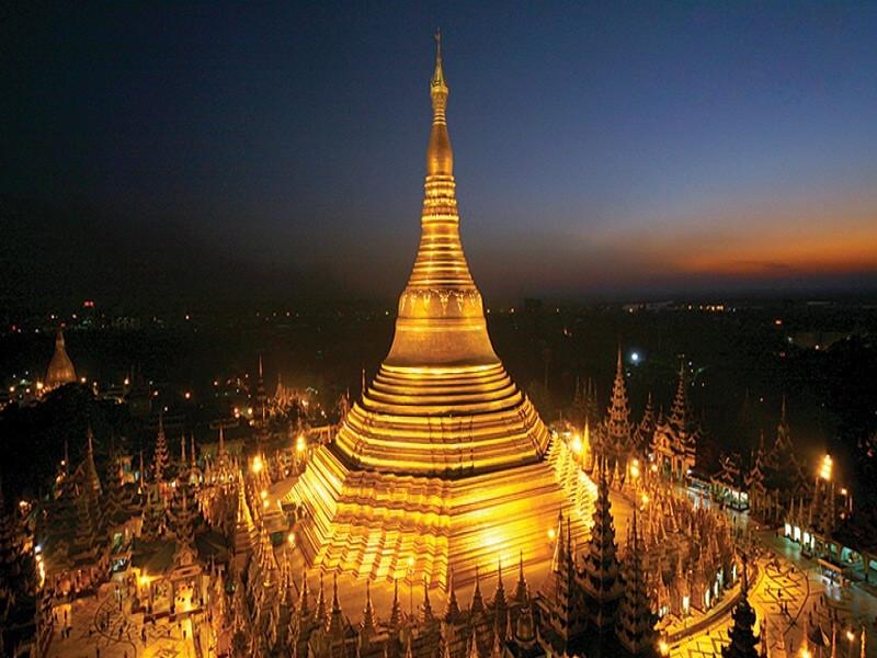 10 Days Family Trip In Myanmar