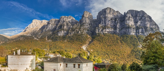 Zagoria Hiking Village to Village - Trekking In Greece (7 Days)