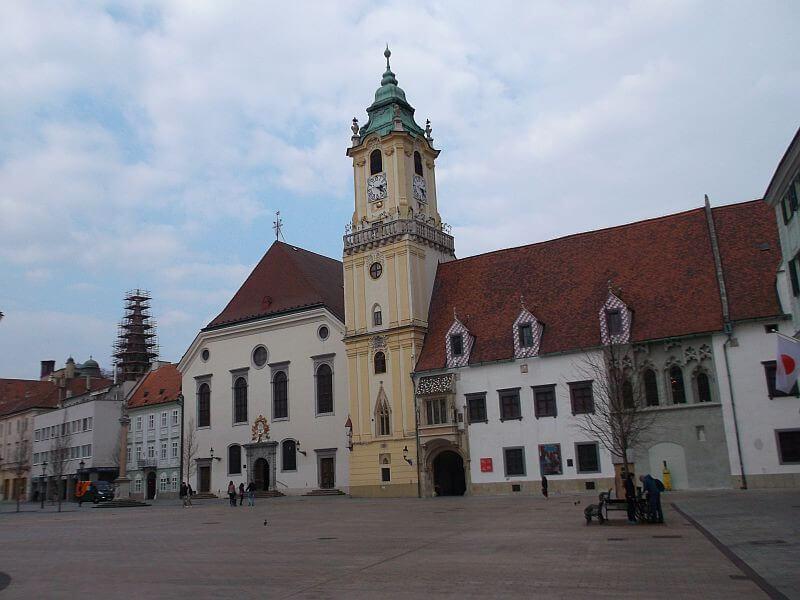 Bratislava - Vienna