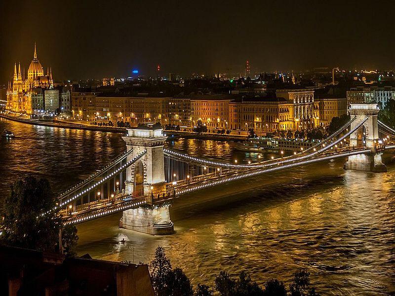 6 Days Three Capitals Tour (Vienna, Bratislava, Budapest)