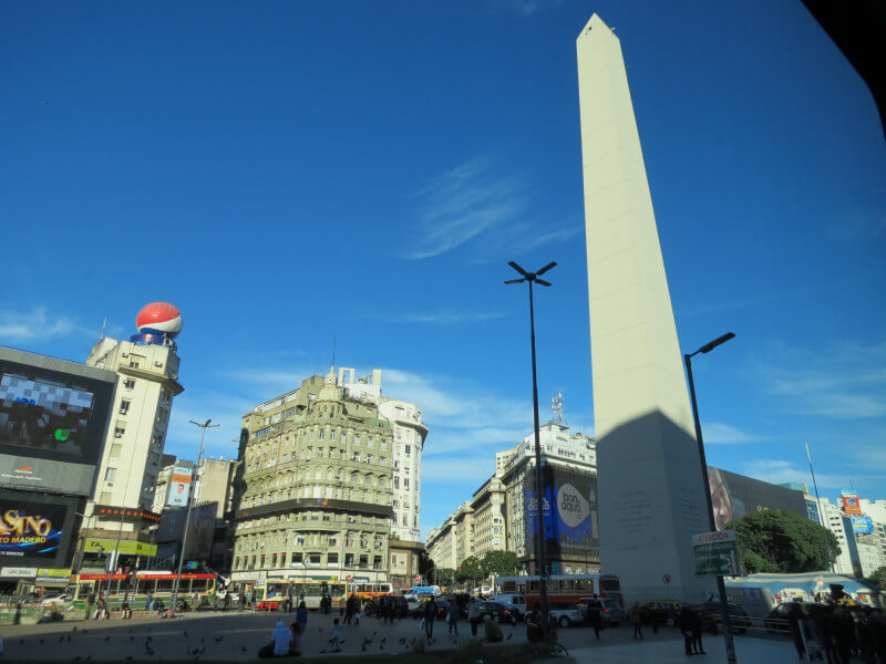 Buenos Aires - The city
