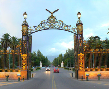Mendoza - The City