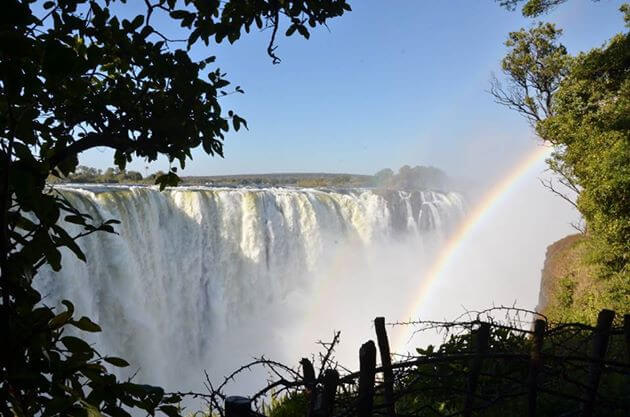 5-Day Best of Victoria Falls and Chobe National Park