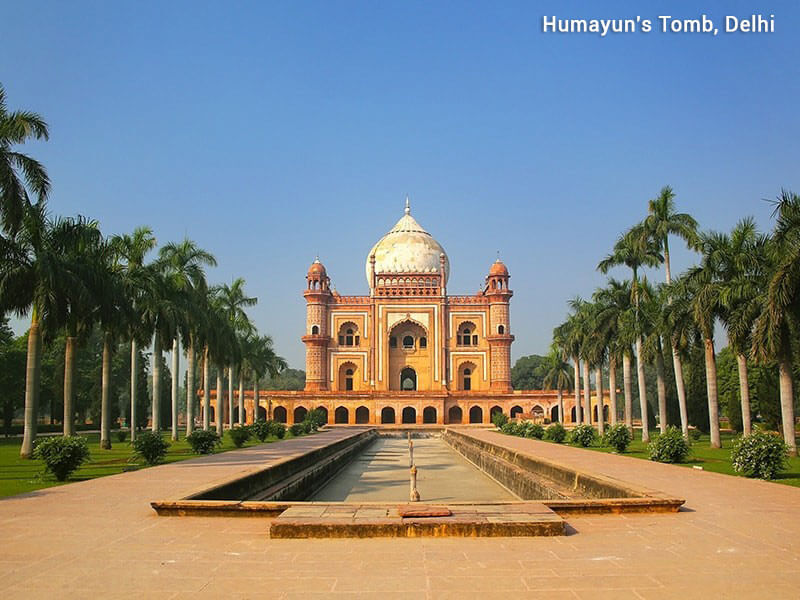 Golden Triangle with Churches and Beaches tour