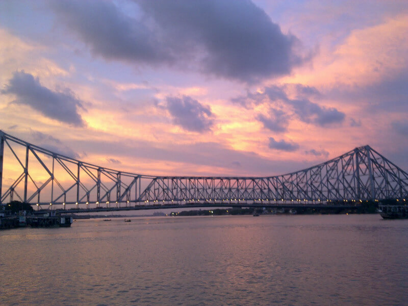 Kolkata with Downstream Cruise