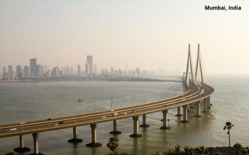 Golden Triangle with the best of Mumbai