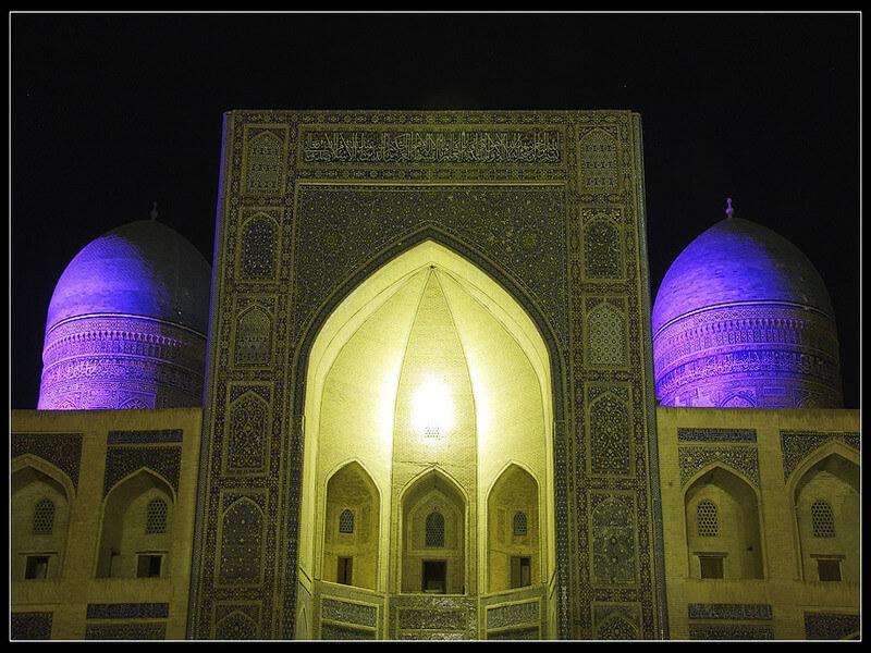 8 Days Travel To Uzbekistan