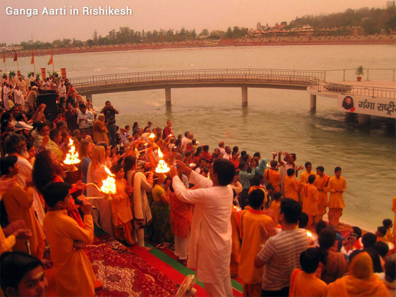 Golden Triangle with Rishikesh - the best Yoga destination