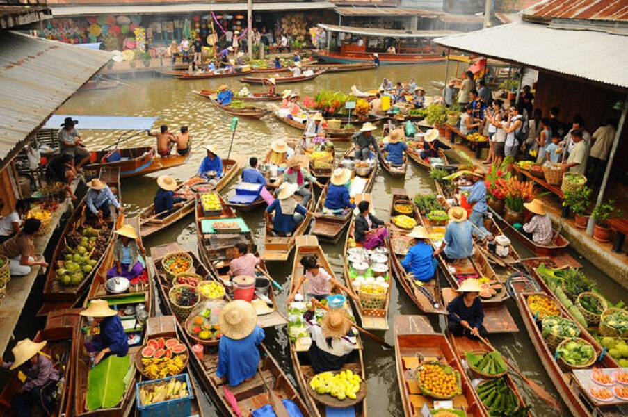 5 Days 4 Nights Free & Easy Package in Bangkok