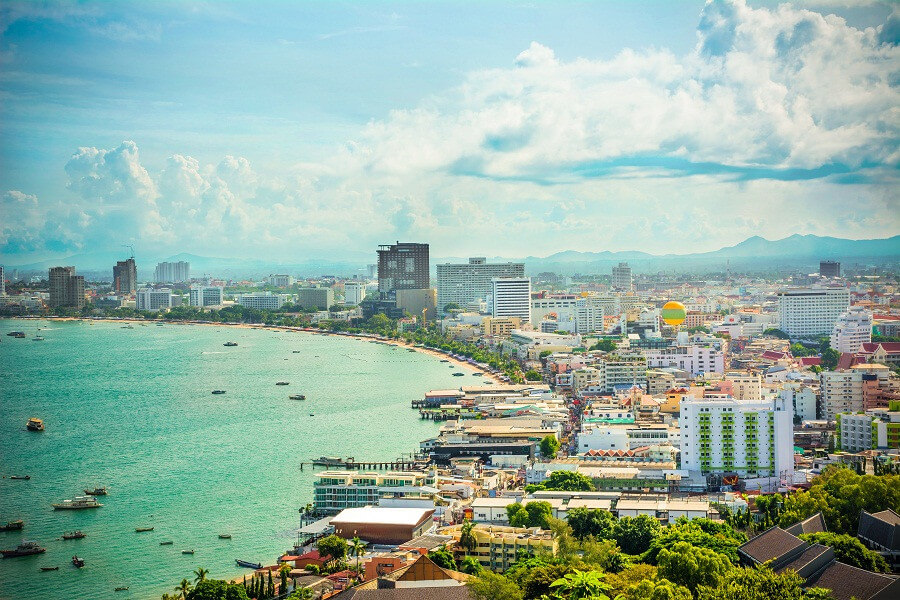 5 Days 4 Nights Free & Easy Package in Pattaya