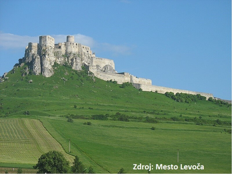 Levoča and Spiš castle