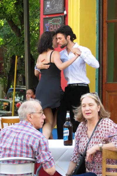 Honeymoon in Buenos Aires