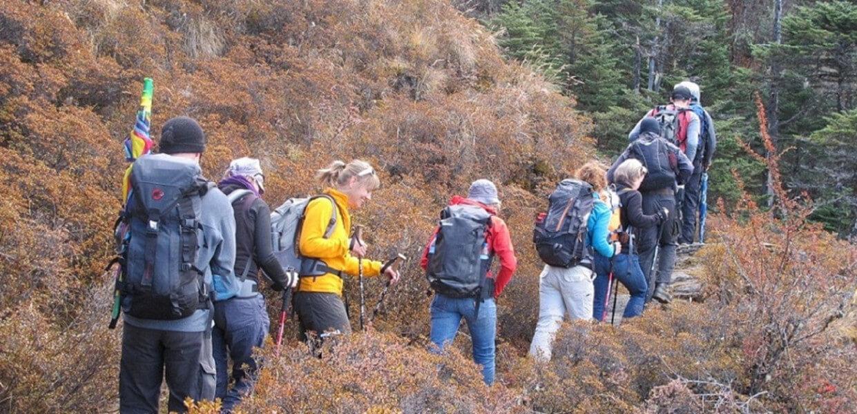 Bhutan Trekking Tours
