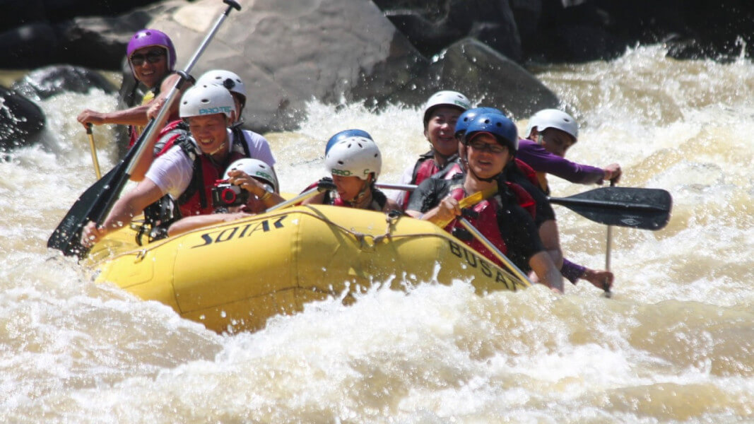 PADAS WHITE WATER RAFTING & CAMPING