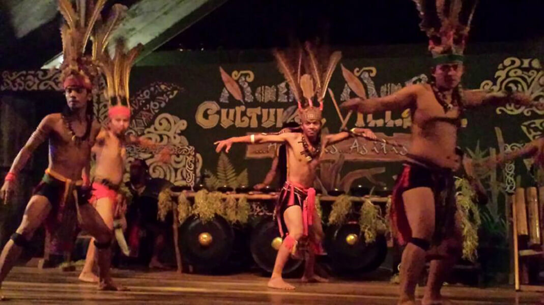 BORNEO CULTURE & COOKING TOURS