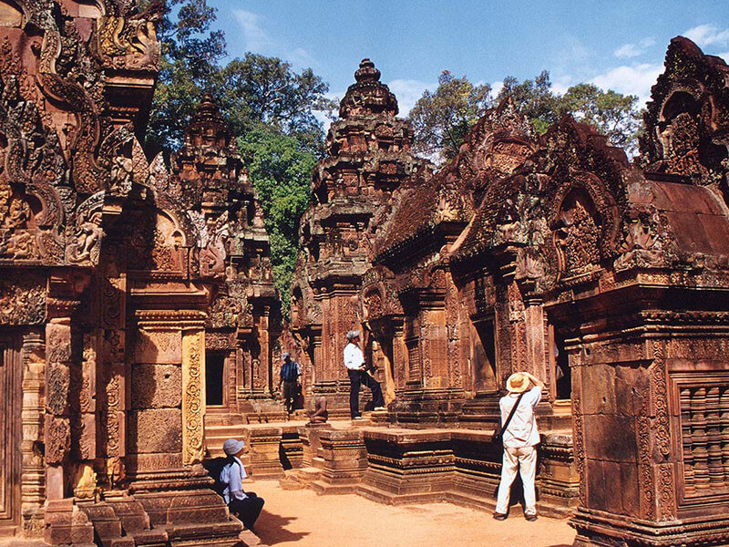 Siem Reap Tour Package 4 Nights / 5 Days