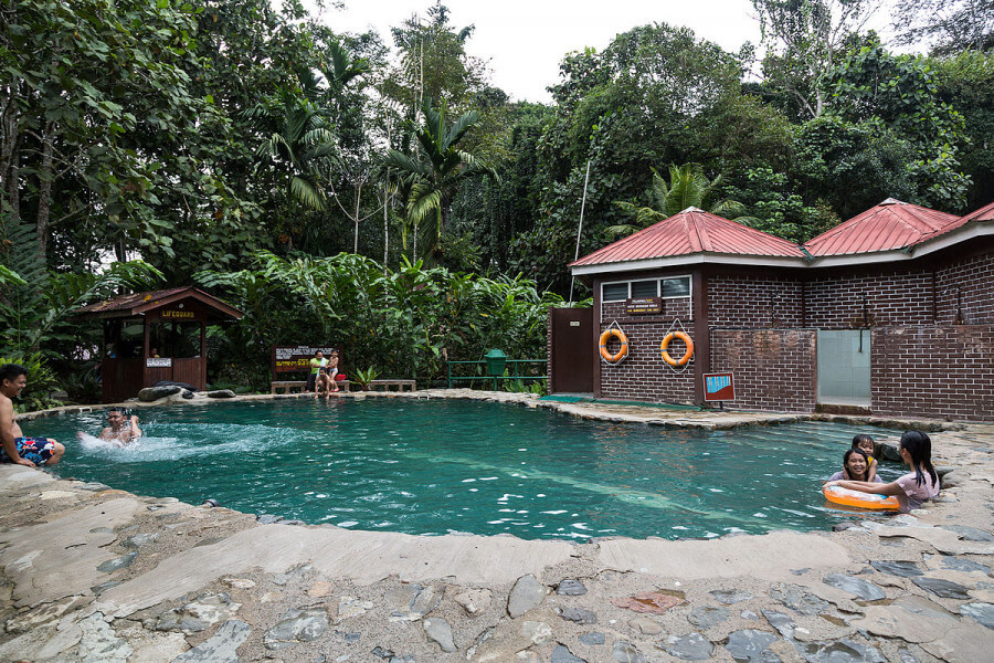 MOUNTAIN KINABALU & PORING HOT SPRING &