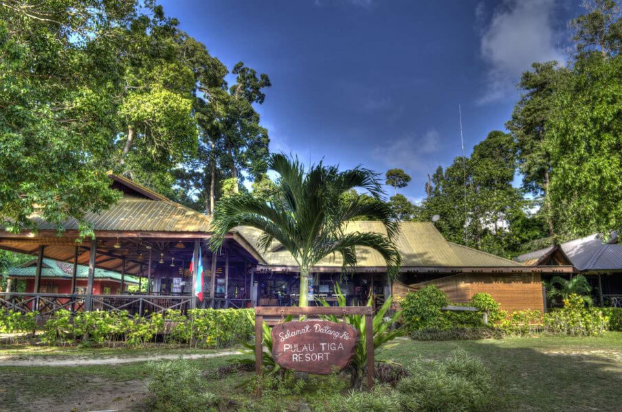 PULAU TIGA-SURVIVOR ISLAND EXPLORE