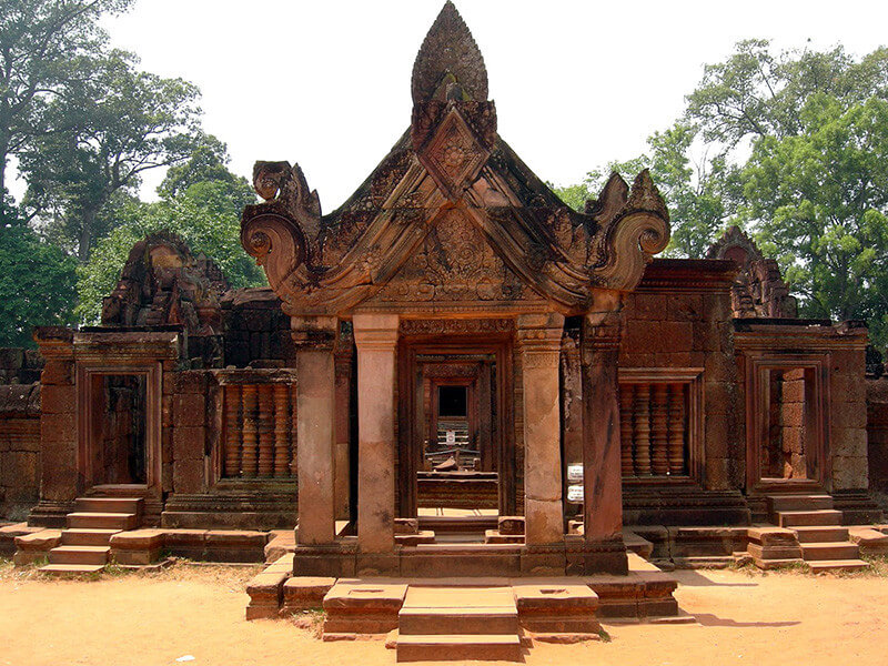 6 DAYS 5 NIGHTS - SIEM REAP & PHNOM PENH