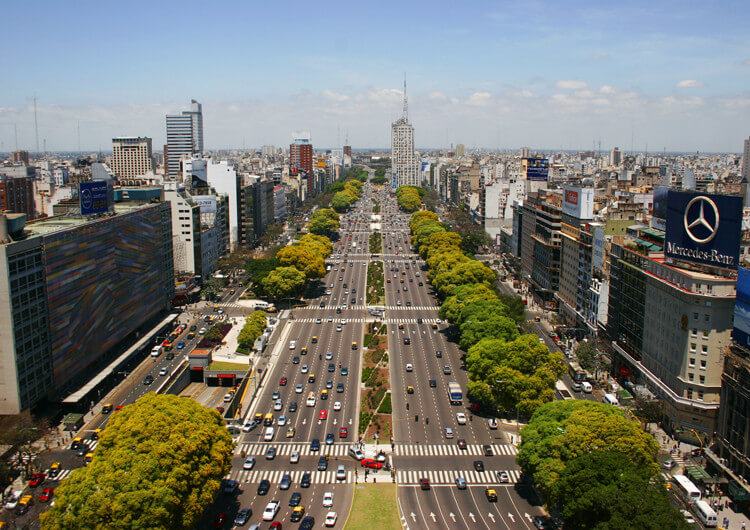 Buenos Aires & Uruguay