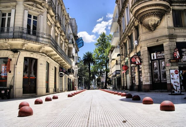 Montevideo - The city