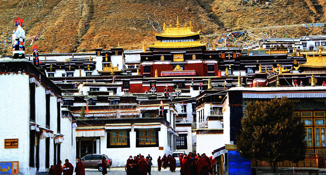 Shigatse - Tashilhunpo Monastery - Lhasa
