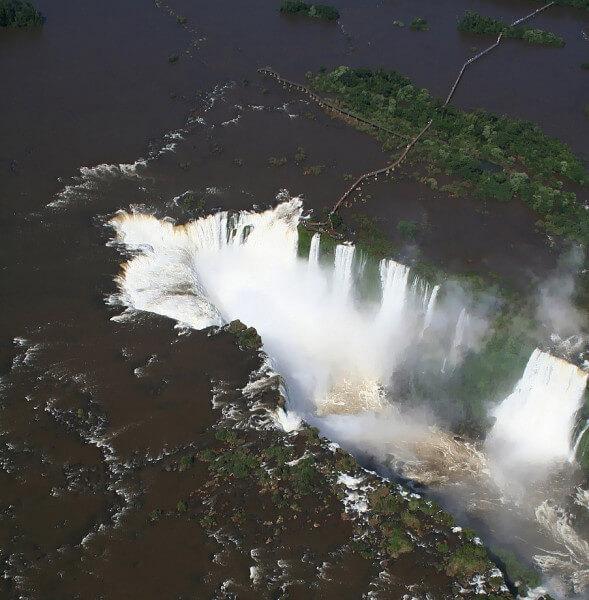 Iguazu Falls - Brazilian Side