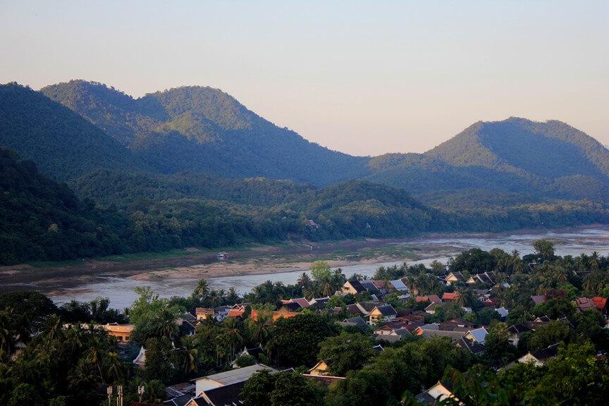 Luang Prabang Arrival