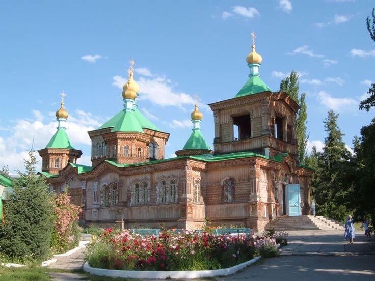 10 Days Tour in Kyrgyzstan with 6 Days Trekking in Terskei Ala-Too Range