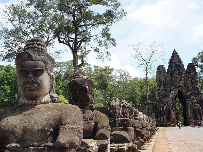 Unique Siem Reap Adventure 6 Nights / 7 Days