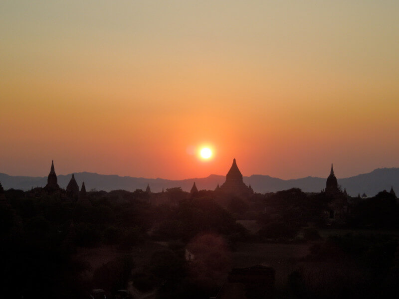 Historic capitals of Myanmar 5 D/4 N