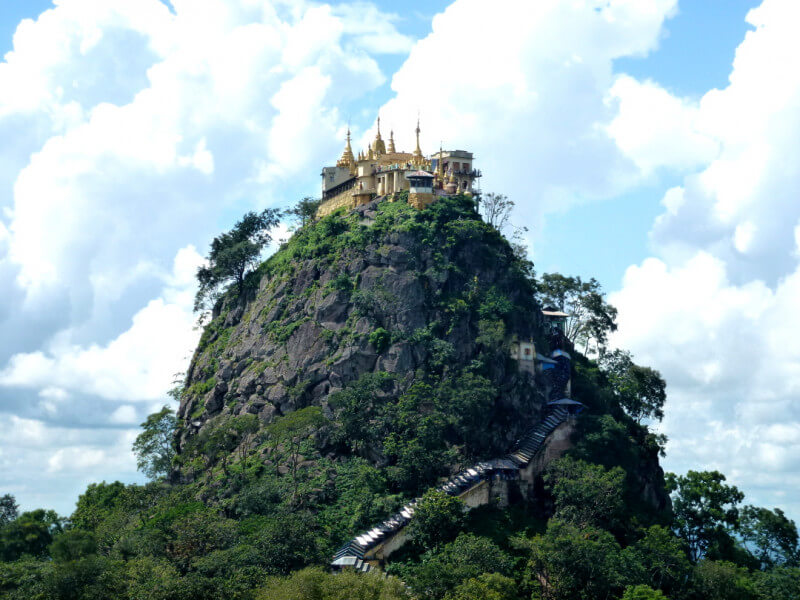 Myanmar Radiant Classic tour 8 D/7 N (Program with flights)