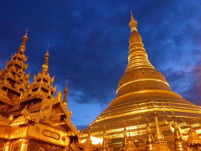 Myanmar Essentials 8 D/7 N (Program with buses)
