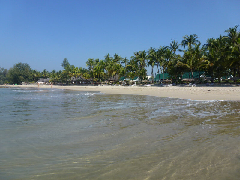 Gorgeous Ngapali beach 8 D/7 N DECEMBER 2018/JANUARY 2019 PEAK SEASON