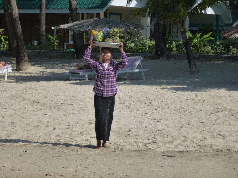 Gorgeous Ngapali beach 8 D/7 N DECEMBER 2017/JANUARY 2018 PEAK SEASON