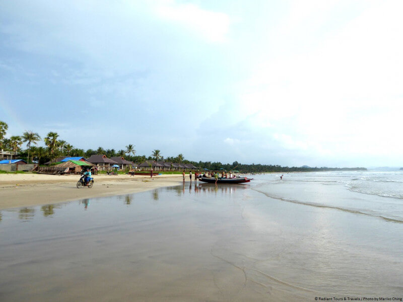 Radiant Best seller - wonderful Ngwe Saung beach 8 D/7 N
