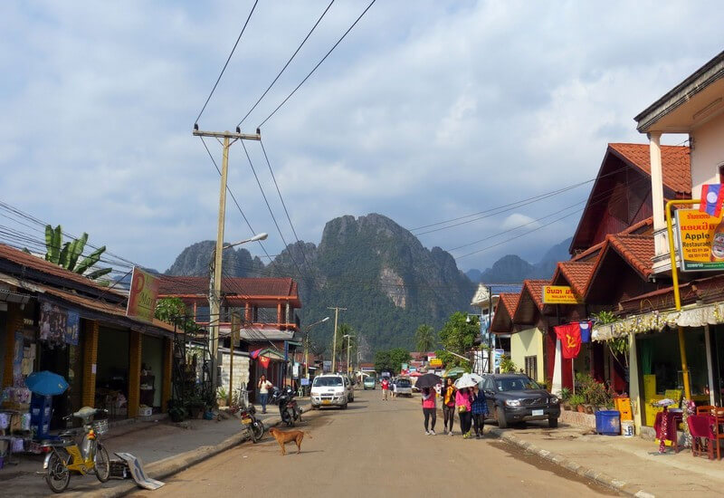 10 days - Impressions of Laos