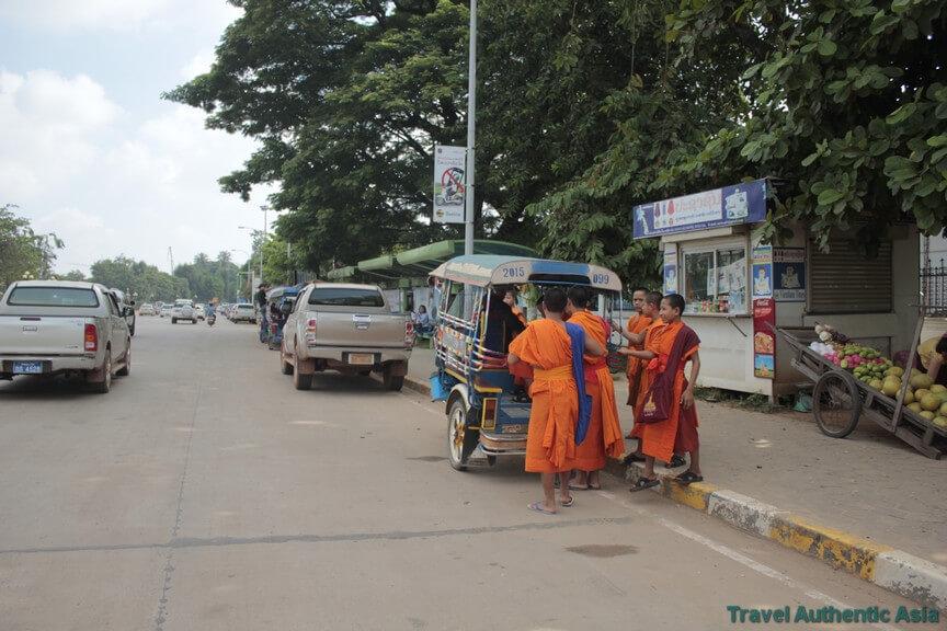Vang Vieng – Vientiane